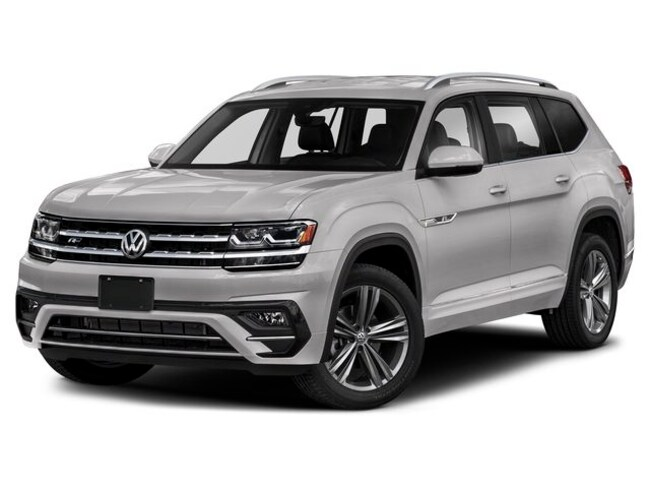 New 2019 Volkswagen Atlas 3.6L V6 SE w/Technology R-Line 4MOTION SUV for sale Long Island NY