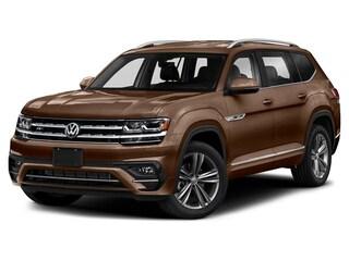 2019 Volkswagen Atlas 3.6L V6 SE w/Technology R-Line 4MOTION SUV 1V2XR2CA7KC557606