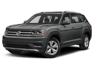 New 2019 Volkswagen Atlas 3.6L V6 SEL SUV For Sale In Lowell, MA