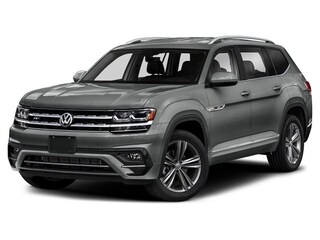 New  2019 Volkswagen Atlas 3.6L V6 SEL R-Line 4MOTION SUV in Bloomington IN