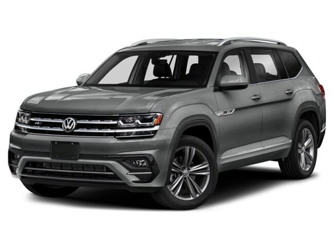 New 2019 Volkswagen Atlas 3.6L V6 SEL R-Line 4MOTION SUV for sale in Lynchburg, VA