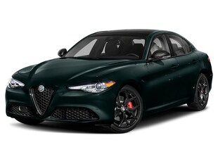 2020 Alfa Romeo Giulia Ti RWD Sedan
