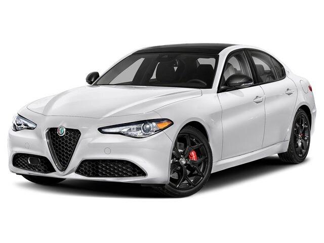 2020 Alfa Romeo Giulia AWD Sedan