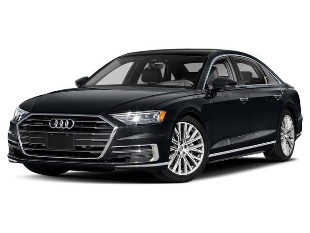 New 2020 Audi A8 L 60 Sedan WAU8EAF84LN010140 in Huntington, NY