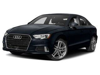 New 2020 Audi A3 2.0T S line Premium Plus Sedan for sale in Boise at Audi Boise