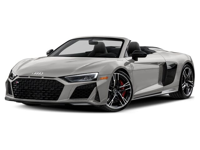 New 2020 Audi R8 5.2 V10 performance Convertible for sale in Allentown, PA at Audi Allentown