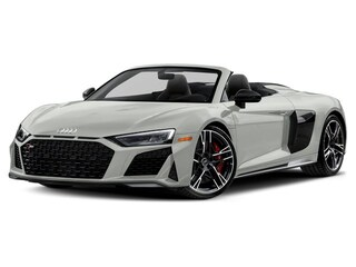 2020 Audi R8 5.2 V10 performance Convertible