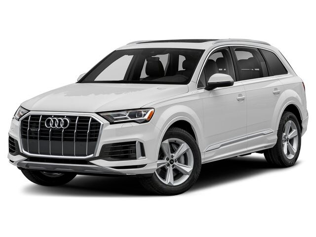 New 2020 Audi Q7 55 Premium Plus SUV for sale in Mechanicsburg PA