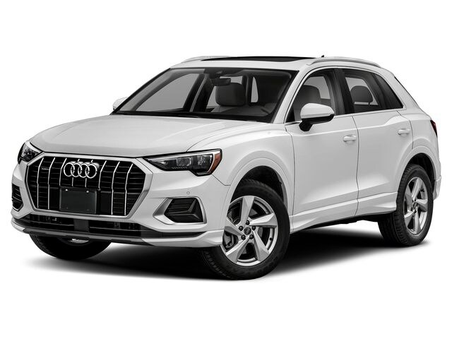 New 2020 Audi Q3 45 S line Prestige SUV for sale near Pittsburgh, PA