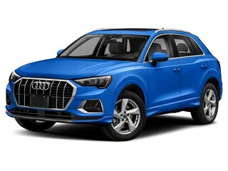 New 2020 Audi Q3 45 S line Premium Plus SUV for sale in Boise at Audi Boise