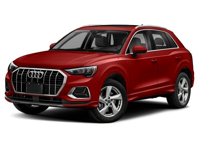 New 2020 Audi Q3 45 S line Premium SUV Denver Colorado
