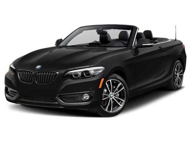2020 BMW 2 Series xDrive Convertible