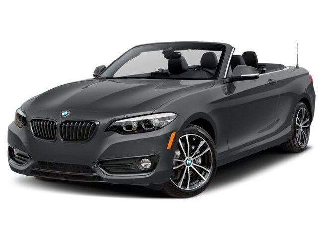 New 2020 BMW 230i xDrive Convertible in Cincinnati