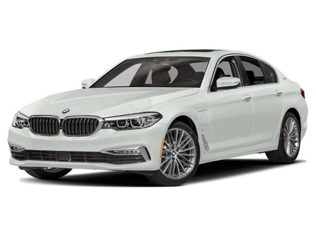2020 BMW 530e xDrive iPerformance Sedan