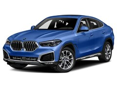 2020 BMW X6 Sports Activity Coupe M50i