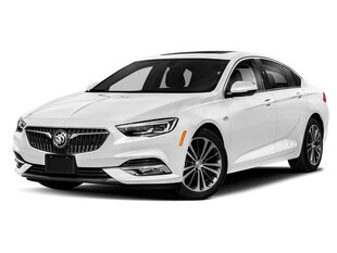 2020 Buick Regal Sportback Preferred Hatchback