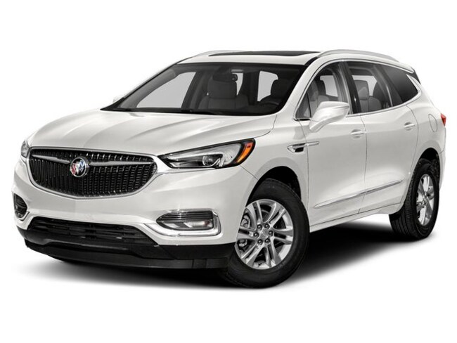 New 2020 Buick Enclave Essence SUV Roanoke Rapids