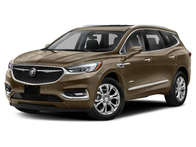 New 2020 Buick Enclave Avenir SUV Roanoke Rapids