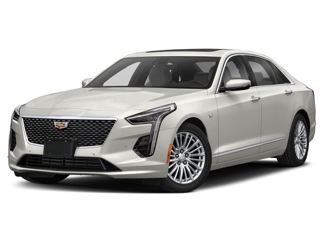 2020 CADILLAC CT6 3.6L Premium Luxury Sedan