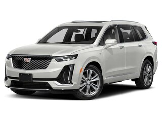 New 2020 CADILLAC XT6 AWD Premium Luxury SUV
