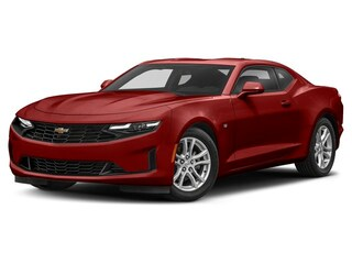 New 2020 Chevrolet Camaro Coupe 00300427 for sale in Harlingen, TX