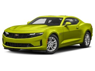 2020 Chevrolet Camaro 1SS Coupe
