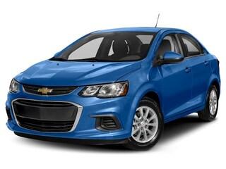 2020 Chevrolet Sonic Base Sedan