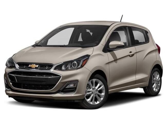 2020 Chevrolet Spark LT w/1LT Manual Hatchback
