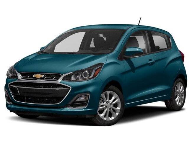 New 2020 Chevrolet Spark LT w/1LT CVT Hatchback San Benito