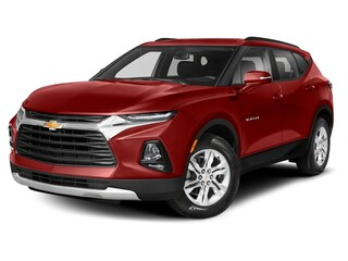 New 2020 Chevrolet Blazer LT w/1LT SUV L2074 for sale near Cortland, NY