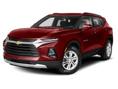 New 2020 Chevrolet Blazer LT w/1LT SUV for sale in Anniston AL