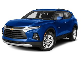 New 2020 Chevrolet Blazer RS SUV 3GNKBERS6LS537304 in San Benito, TX