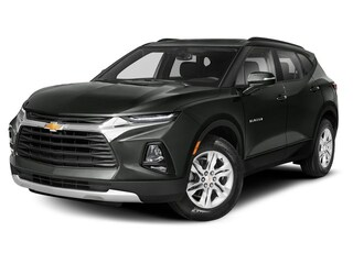 New 2020 Chevrolet Blazer LT w/2LT SUV L2058 for sale near Cortland, NY