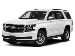 New 2020 Chevrolet Tahoe LT SUV in Colonie, NY