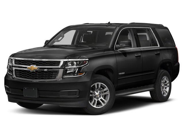 2020 Chevrolet Tahoe Commercial Fleet SUV