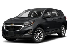 New 2020 Chevrolet Equinox LS w/1LS SUV FWD for sale in New Jersey