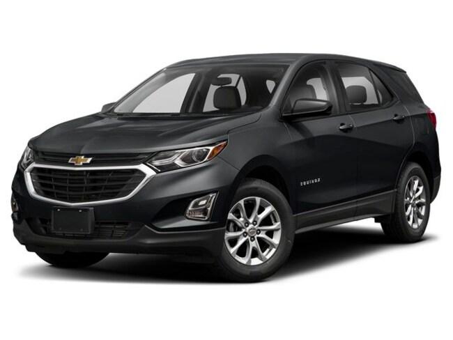 New 2020 Chevrolet Equinox LS w/1LS SUV San Benito