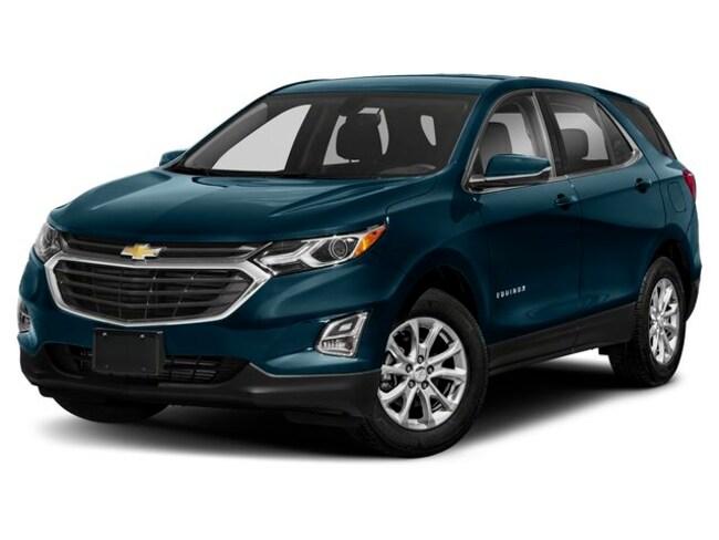 New 2020 Chevrolet Equinox LT w/2LT SUV San Benito