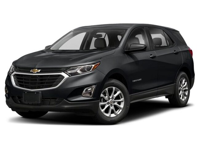 2020 Chevrolet Equinox LS 4x4 LS  SUV w/1LS