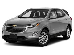 New 2020 Chevrolet Equinox LT w/1LT SUV 3GNAXUEV0LS637146 for Sale in Elkhart IN