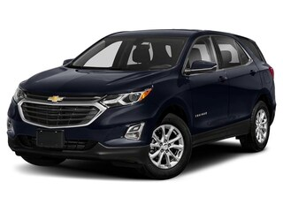 New 2020 Chevrolet Equinox LT w/2LT SUV for sale in Lafayette, IN
