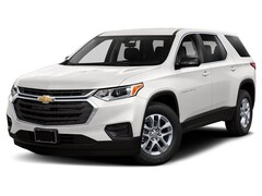 New 2020 Chevrolet Traverse LS w/1LS SUV FWD for sale in New Jersey