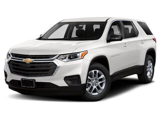 New 2020 Chevrolet Traverse LS w/1LS SUV Harlingen, TX