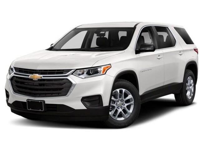 New 2020 Chevrolet Traverse LS w/1LS SUV San Benito