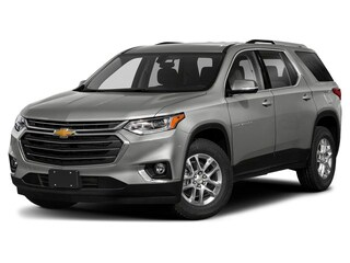2020 Chevrolet Traverse LT SUV