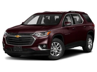 New 2020 Chevrolet Traverse LT Cloth w/1LT SUV for sale in Lafayette, IN