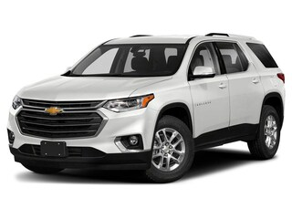 New 2020 Chevrolet Traverse LT Leather SUV for sale in Dodge City, KS
