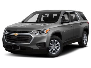 2020 Chevrolet Traverse AWD 4dr LS w/1LS Sport Utility