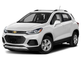 New 2020 Chevrolet Trax LT SUV L2167 for sale near Cortland, NY