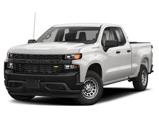 New 2020 Chevrolet Silverado 1500 Work Truck Truck Double Cab for sale in Lafayette, IN